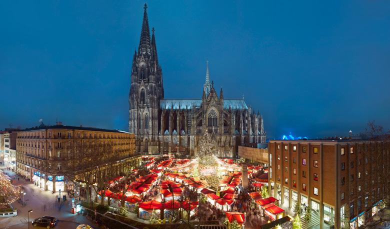 Marché de Noël de Cologne