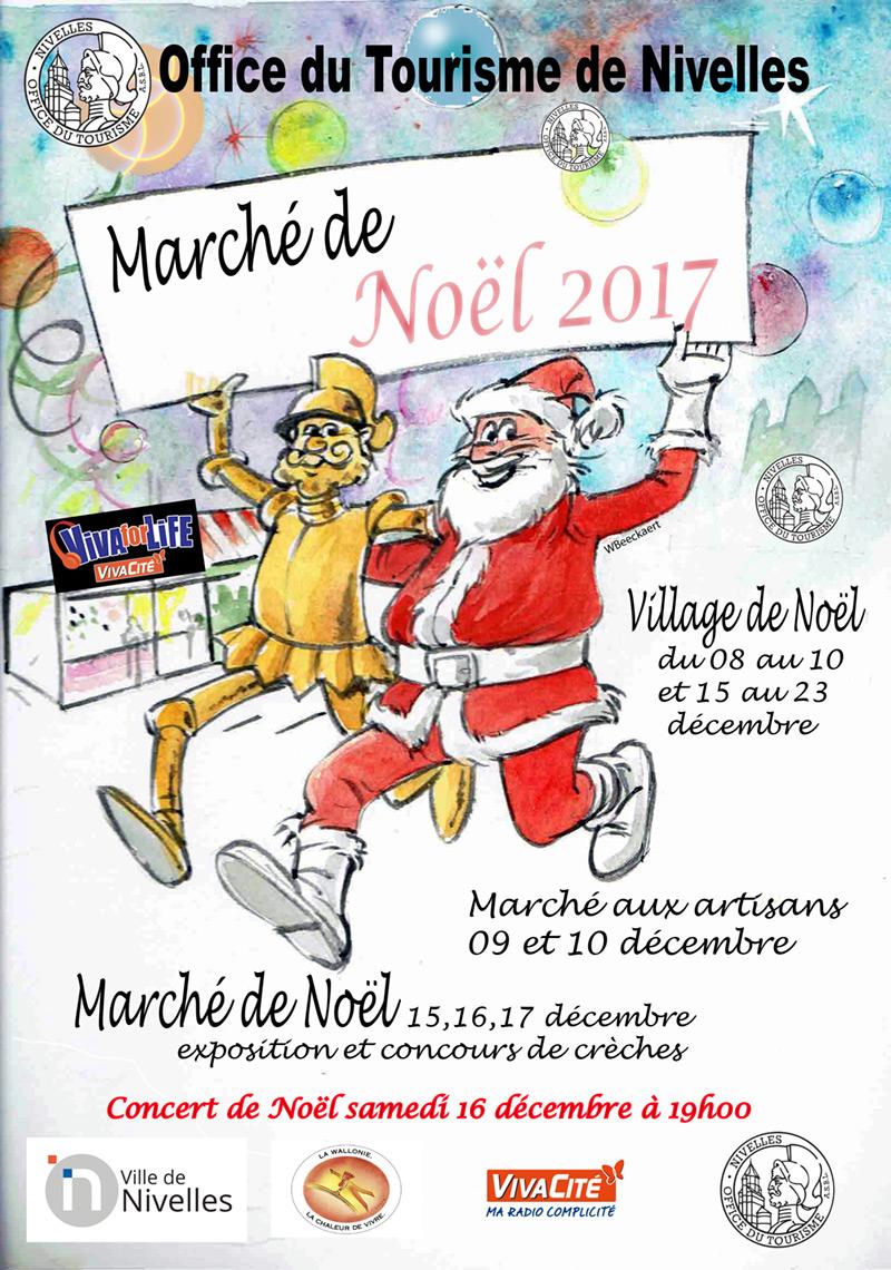 marché de noel 2018 nivelles Marché de Noël de Nivelles marché de noel 2018 nivelles