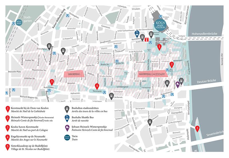 Plan de Cologne