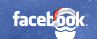Rejoignez Petit Papa Noël sur Facebook!